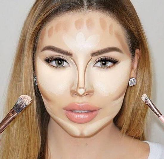 آموزش آرایشگری گریم و میکاپ زنانه